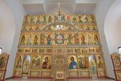 Храм в Катыни: Воскресение на месте расстрела