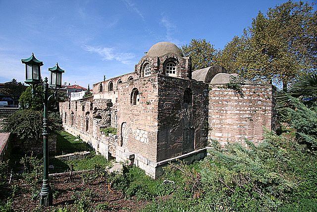 Церковь святой Софии в Никее (5)