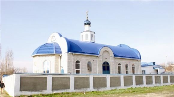 Свято-Казанский храм Крымска