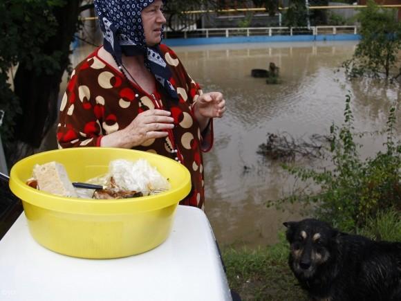 Наводнение в Крымске Владимир Аносов, ЮГА.ру