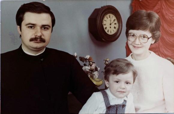 Семья Митрофановых