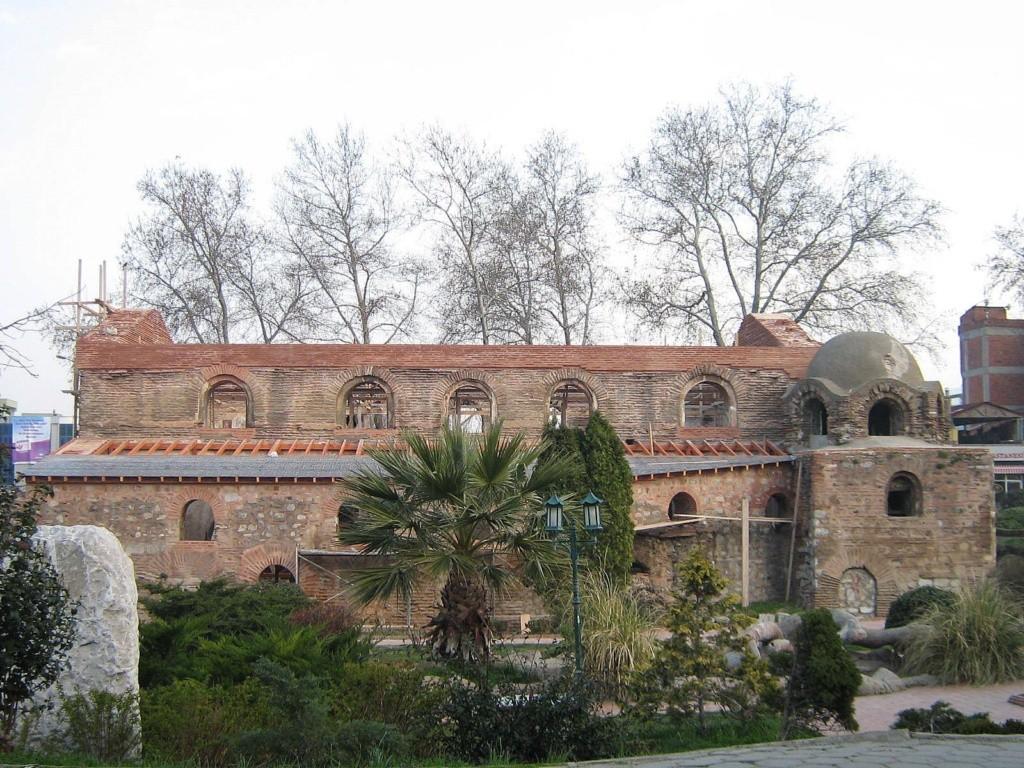 Церковь святой Софии в Никее (14)