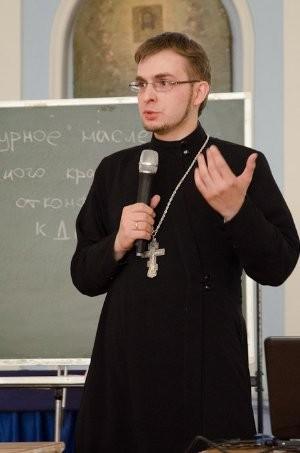 Священник Алексий Волчков