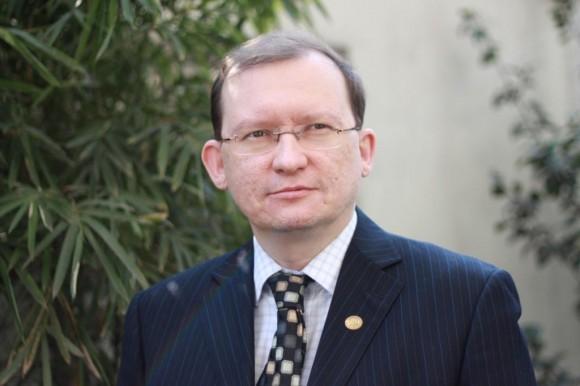 Михаил Дроздов. Фото: russianshanghai.com