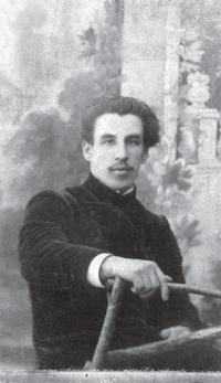 Диакон Вячеслав Луканин