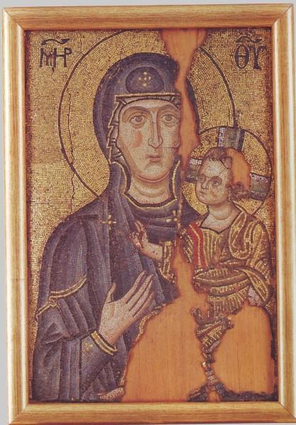 Иконография Смоленской иконы Богородицы