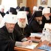 ЖУРНАЛЫ заседания Священного Синода УПЦ от 25 августа 2012 года