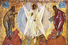 Икона Преображения: Почему Господь не покарал врагов Своего народа?