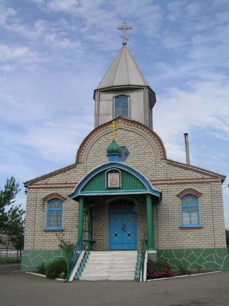 Свято-Духов храм, с. Ребриково
