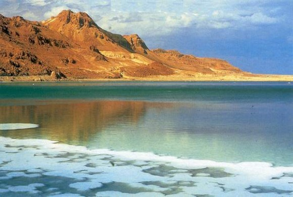 Мертвое море. Фото: mansana.com