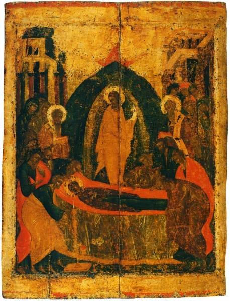 Успение Божией Матери. Благовещенский собор Кремля