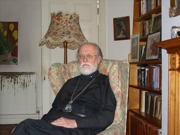 Епископ Василий (Осборн), лишён сана в феврале 2010 года. Фото июня 2009 года