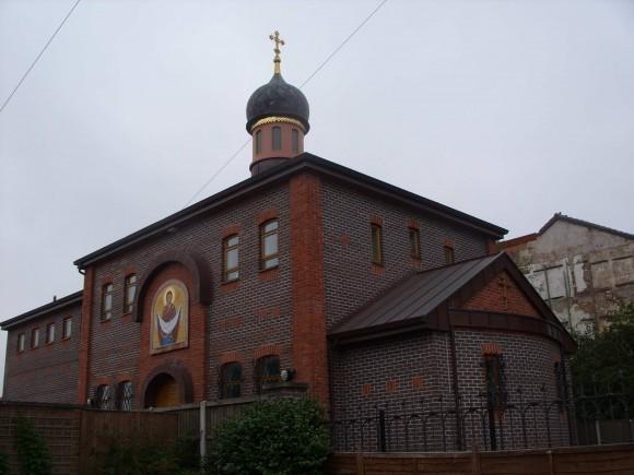Покровский храм в Манчестере