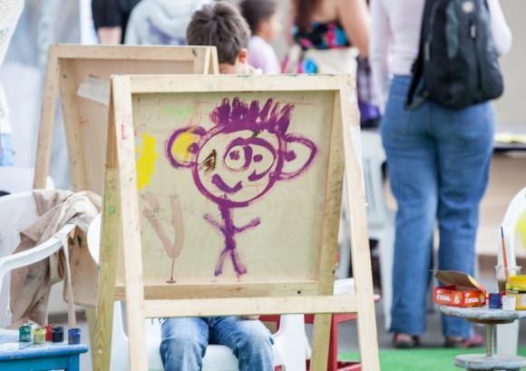 Мастерская для юных художников
