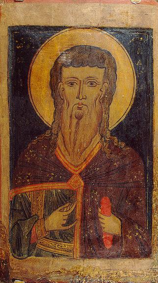 Пророк Илия, север России, вторая половина XIII в