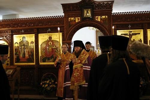 Проповедь владыки Саввы, в которой он сказал, что массовые убийства стали возможны из-за отсутствия братской любви и потери веры в части русского народа