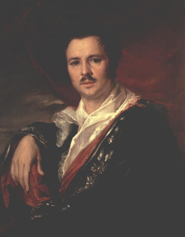 Николай Аполлонович Майков