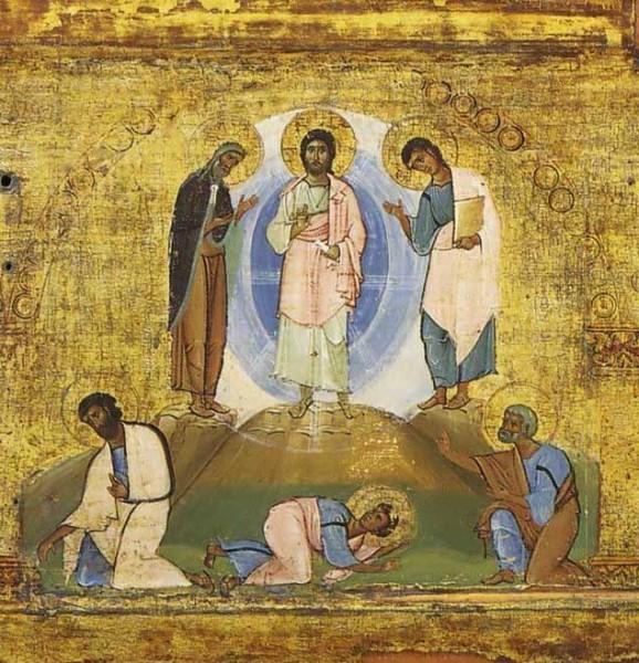 Эпистилий темплона. 2-ая половина XII в. Монастырь cв.Екатерины, Синай, Египет. Фрагмент