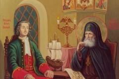 Святитель Митрофан Воронежский и Петр I: Не время для симфонии