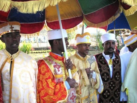 Эфиопские клирики