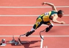 Оскар Писториус перевернул представления об Олимпийских играх