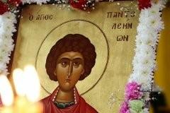 Канон великомученику Пантелеимону: Атлет Христов