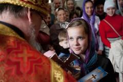 О проблемах детей и молодежи в храмах