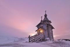 Молитва в Антарктиде (+ ВИДЕО)