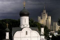Лучший город Земли. Экскурсия по Москве со священником Валерием Степановым