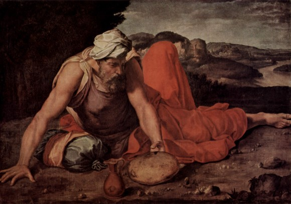 Даниэле да Вольтерра - Пророк Илия.