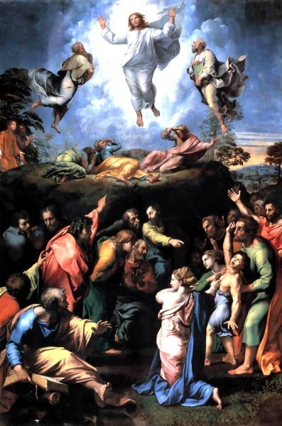 Рафаэль Санти. 1519-1520 гг. Пинакотека Ватикана