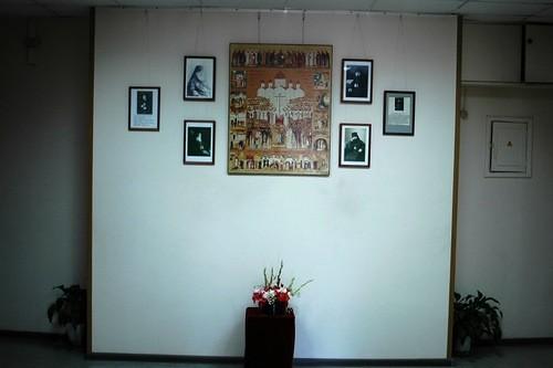 Фотовыставка встречает гостей в Приходском доме