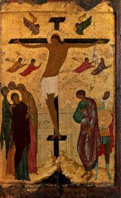 Репродукция иконы Дионисия