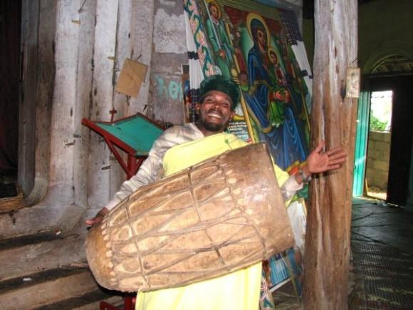 Эфиопский клирик