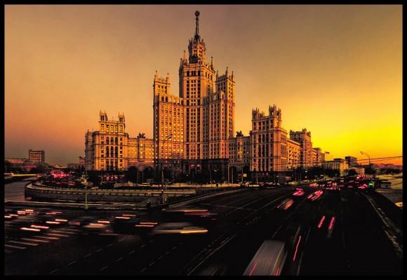 Дом на Котельнической набережной. Фото: Александр 'Vlasshole' Власов, photosight.ru