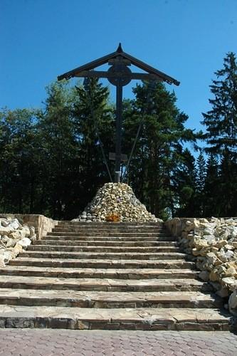 Соловецкий крест в Бутово