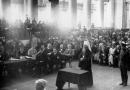Слушается дело…  митрополита Вениамина Петроградского