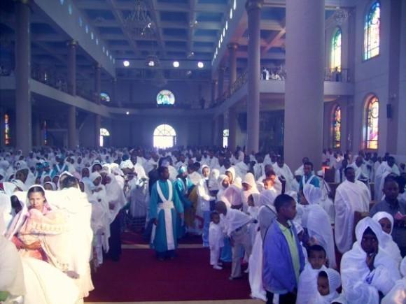 Эфиопское богослужение