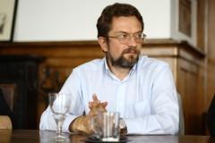 С Новым годом читателей Правмира поздравляет Андрей Десницкий