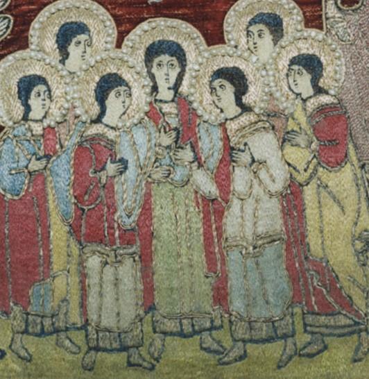 Медовый Спас - память о мучениках