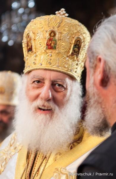 митрополит Зугдидский и Цаишский Герасим (Шарашенидзе)