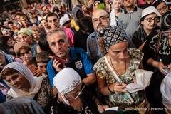 Успение в Тбилиси (ФОТО)