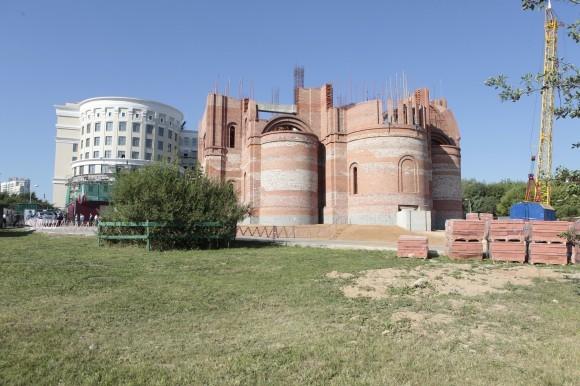 Храм при академии ФСБ (3)