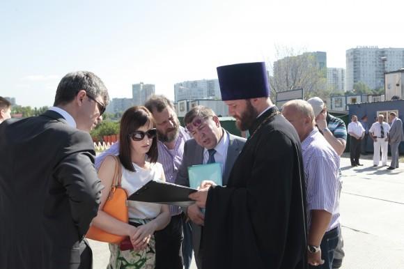 Храм при академии ФСБ (7)