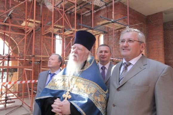 Храм при академии ФСБ (24)