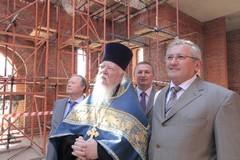 Храм при академии ФСБ (+ фото)