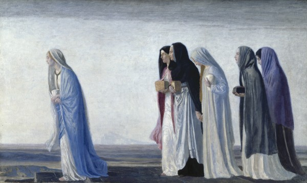 Женщина и спасение мира