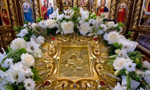 Почаевская икона Божией Матери. История появления