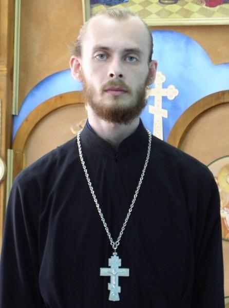 Протоиерей Евгений Мелешкин