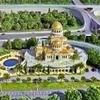 В Сочи совершили чин закладки камня будущего храма рядом с Олимпийским парком